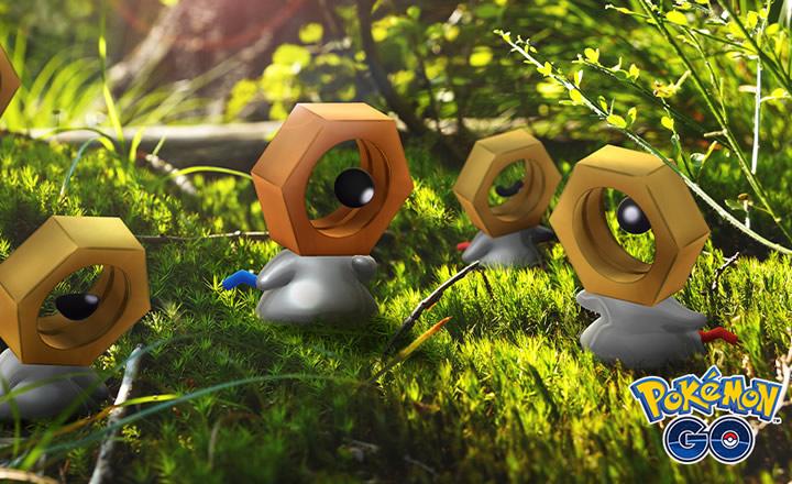 Meltan variocolor regresa a Pokémon GO por tiempo limitado