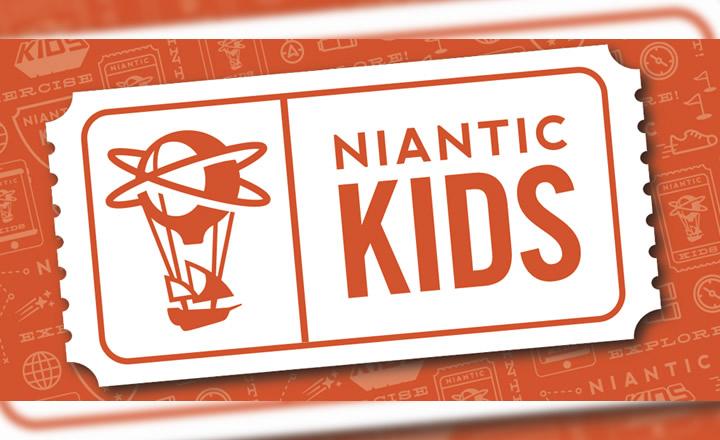 Anunciado Niantic Kids, una nueva manera de iniciar sesión en Pokémon GO