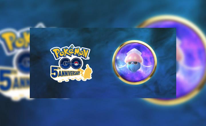 Inkay y Malamar hacen su debut en Pokémon GO