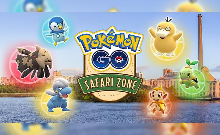 Ya comenzó el Safari Zone de Pokémon GO en Porto Alegre