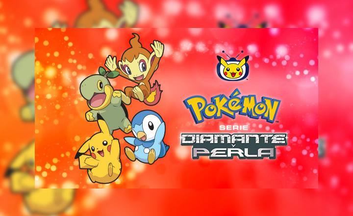 Pronto estarán disponibles nuevos episodios de Diamante y Perla en TV Pokémon