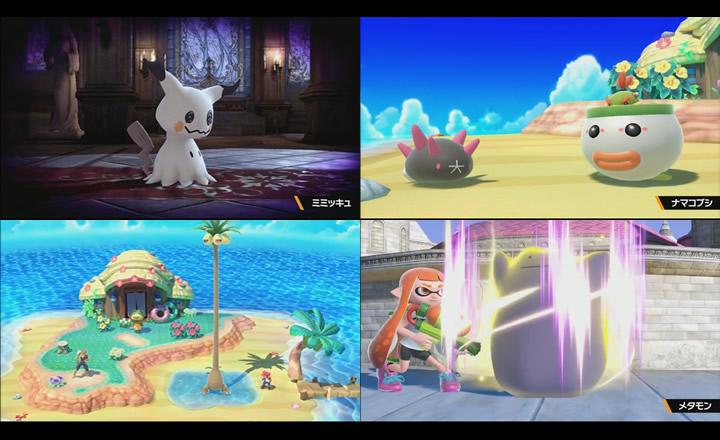 Pokémon suma mas presencia en Super Smash Bros. Ultimate