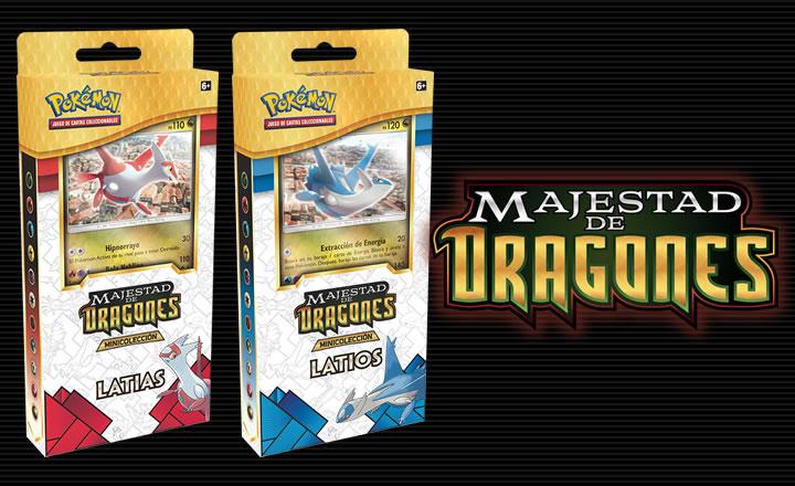 Ya disponible la nueva expansión del Juego de Cartas, Majestad de Dragones