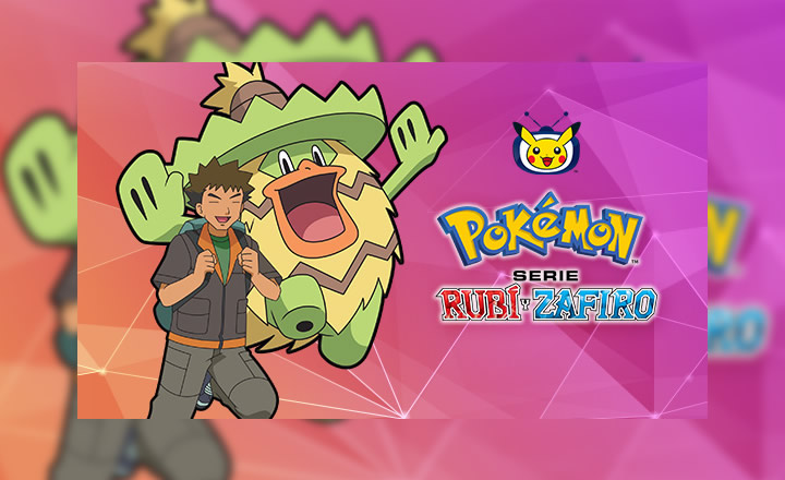 Los episodios de Advanced Battle pronto estarán disponibles en TV Pokémon