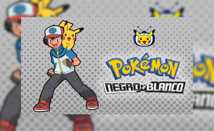 Los episodios de Negro y Blanco pronto llegarán a TV Pokémon