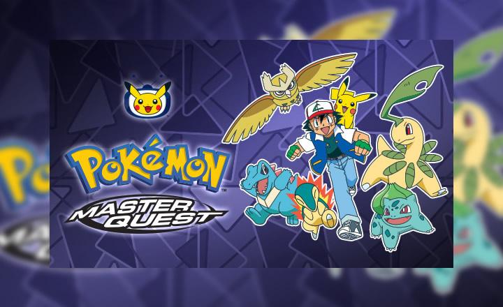 Disfruta de los episodios de Pokémon: Master Quest en TV Pokémon